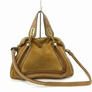 Auth Chloe Parathy Bag 39602130